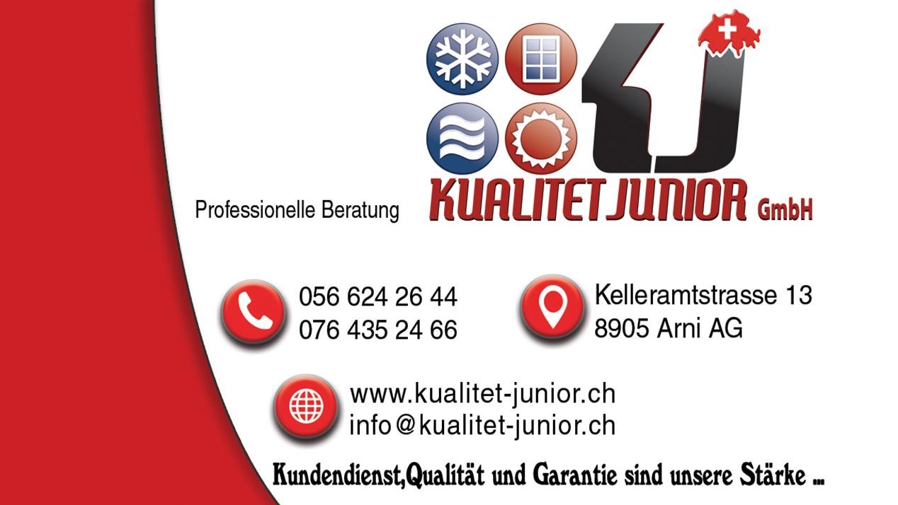 Kualiteti Junior GMBH
