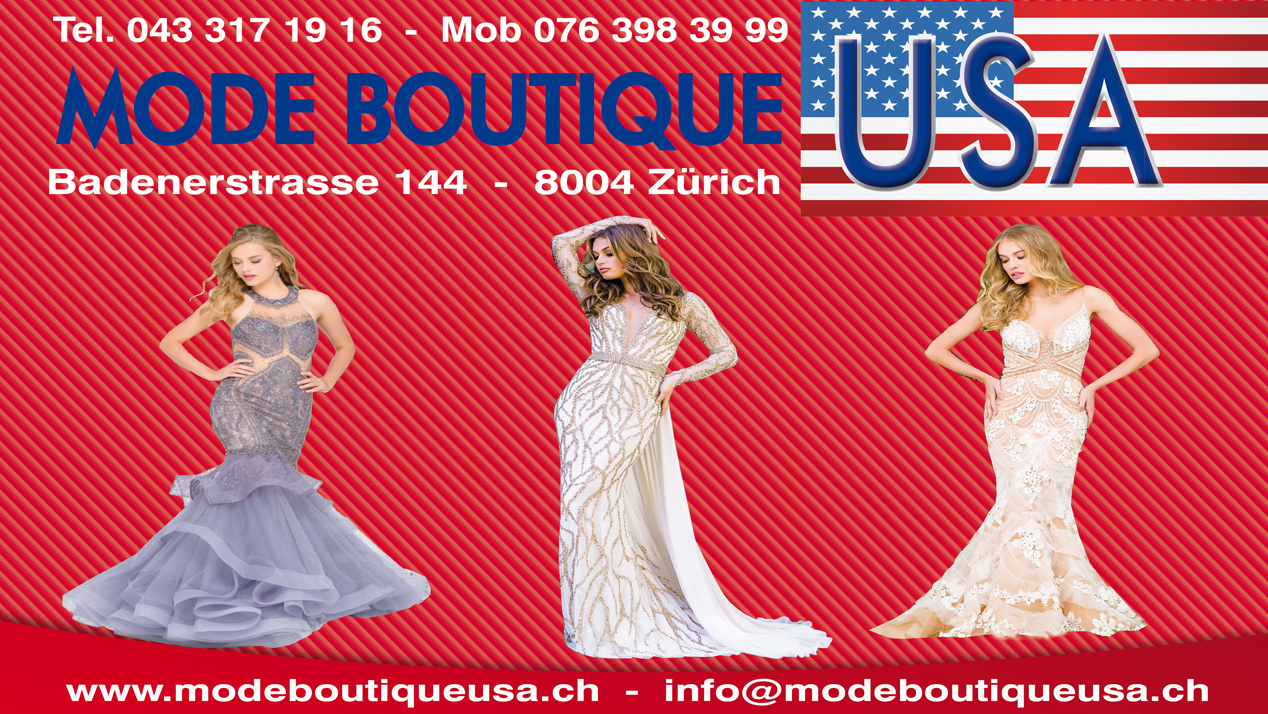 Mode boutique USA – Shoqata Kercova